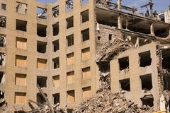 废墟 免版税图库摄影
