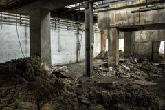 废墟 图库摄影