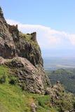 废墟Kojori堡垒(乔治亚) 免版税库存图片