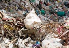 废弃物收集 库存图片