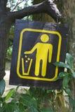 废弃物 免版税库存照片