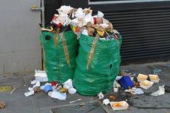 废弃物 库存图片
