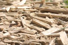 废木头 免版税库存图片