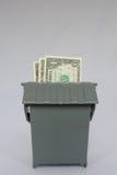 废物充电 免版税图库摄影