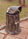 废物回收站 免版税库存图片