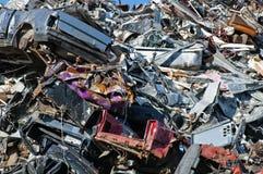 废金属 库存照片
