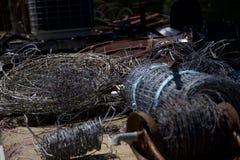 废金属 免版税库存照片