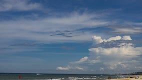 度假区在岘港在一个热的夏日 免版税库存照片