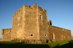 黑度城堡塔楼 库存图片