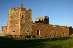 黑度城堡外部  免版税库存照片