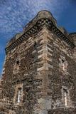 黑度城堡,苏格兰 免版税库存图片