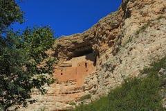2座城堡montezuma 库存照片