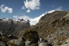1座山脉山 免版税库存图片