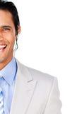 座席接近的客户种族服务 库存照片