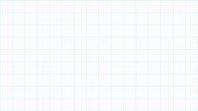 座标图纸网格线背景 免版税库存照片