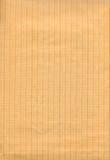 座标图纸 免版税图库摄影