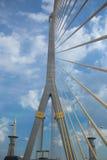 8座桥梁兆rama吊索 免版税库存图片