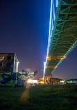 1座桥梁 图库摄影