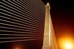 8座桥梁rama 库存照片