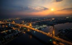 9座桥梁rama 图库摄影