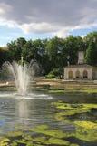 庭院从事园艺意大利kensington 免版税图库摄影