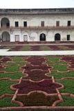 庭院印度 免版税库存照片