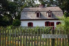 庭院厨房 库存照片