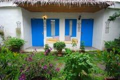 庭院和室外设计 免版税库存照片