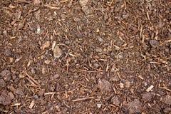 庭院土壤 库存照片