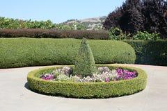 庭院在加利福尼亚 免版税图库摄影