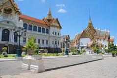 庭院在曼谷,泰国 库存照片