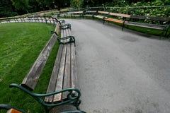 庭院在维也纳 免版税图库摄影