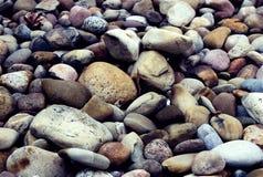 庭院岩石 免版税库存图片