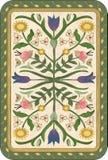庭院挂毯 免版税图库摄影