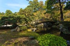 庭院日语 免版税库存图片