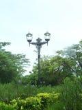 庭院是somdajpranangjaosirikit 图库摄影