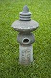 庭院柱子 免版税库存图片