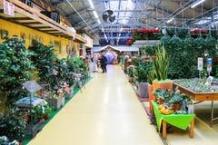 庭院的装饰项目购物中心的Mondoverde Taneto, 免版税库存图片