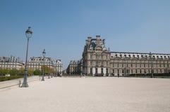 庭院遗产巴黎围网sitebanks tuileries世界 免版税库存图片