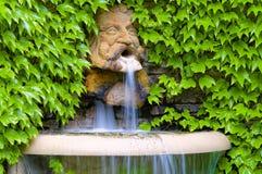 庭院雕塑 库存照片