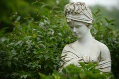 庭院雕塑 库存图片