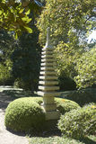 庭院雕塑 免版税图库摄影
