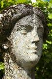 庭院雕象 库存图片