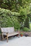 庭院露台家具 库存图片