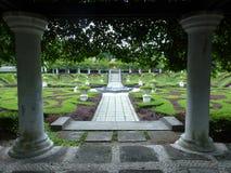 庭院,吉隆坡,马来西亚 免版税库存照片