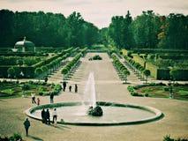 庭院绿色 免版税库存图片