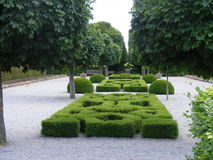 庭院 库存图片