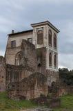 庭院Farnese的新生议院 免版税库存照片