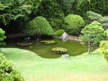 庭院japanes 库存照片