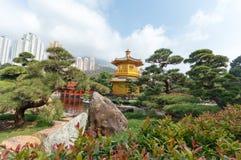 庭院lian南 库存照片